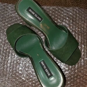 River island heels size 9
